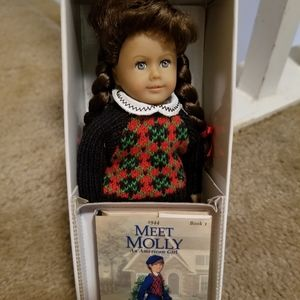 Molly American Girl Mini Doll